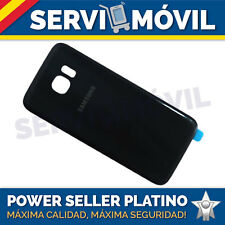 Tapa batería Negra para Samsung Galaxy S7 Edge Negro G935F bateria carcasa