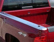 Bed Side Rail Protector For 2007-2013 Chevrolet Silverado 1500 2008 2009 Putco