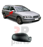 FOR VOLVO V70 II, 00-04, S80 98-04 DOOR WING MIRROR COVER CAP FOR PAINTING RIGHT