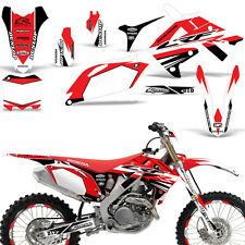 Honda CRF250 2010-2013 CRF450 2009-2012 Decal Graphic Kit Dirt Bike BOOST R