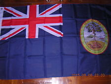New Reproduced Flag British Empire British Seychelles 1961 - 1976 Ensign 3X5ft