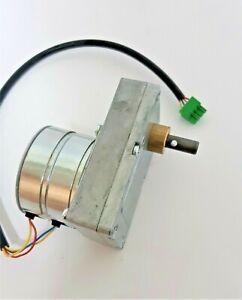 2 stufiger Getriebemotor 375/450 U/min Berger Lahr 24V AC Elektromotor NEU Motor