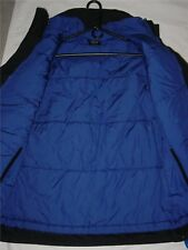 NWT MEN'S EMBROIDERED NAUTICA 3-IN-1 PARKA WINTER COAT-LARGE-$198-WOW!$$$