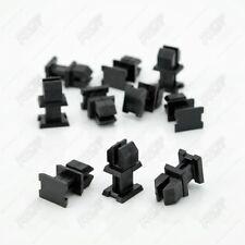 10x Ladekanten Verkleidung Kofferraum Befestigung Clips für MERCEDES *NEU*