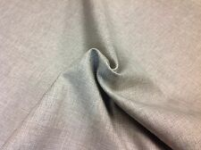 Kravet Silver Aqua Metallic Weave-Kolam/Breeze (31888-1616) 6.5 yd Candice Olson