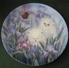 Lily Chang LtEd Plate: Garden Discovery