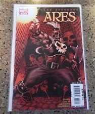 Marvel Comics Dark Avengers Ares 3 of 3 in sleeve