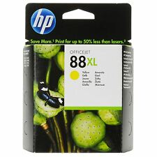 HP 88XL gelb yellow C9393A Officejet PRO L 7555 7550 7500 A -------- OVP 07/2013