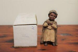 "All God's Children Black Americana Miss Martha Holcombe ""Thomas"" Statue # 1549"