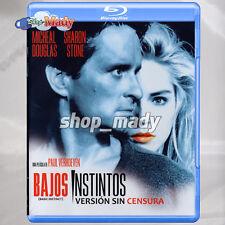 Bajos Instintos (Basic Instinct) Blu-ray Región A