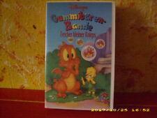 Gummibärenbande - Frecher kleiner Knirps - Walt Disney - VHS