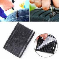 Lots 50pcs Car Tyre Tubeless Seal Strip Plug Tire Puncture Repair Recovery Kit