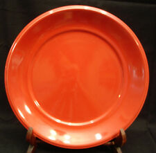 """Cooper Red by Country Living DINNER PLATE 11 1/4"""""""