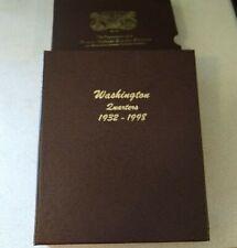 1932 to 1998 Washington Quarter Set