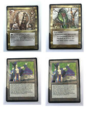 MTG Legends 1994, 4 Creature Cards Lot, Never Played With, Mint (actual pics)