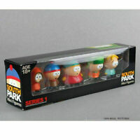 "Characters South Park Action 6cm or 2.4"" Figures Dolls in Box SET 5 pcs HOT NEW"