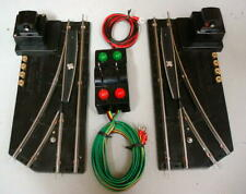 American Flyer 720A Remote Control Switches with controller (RESTORED)