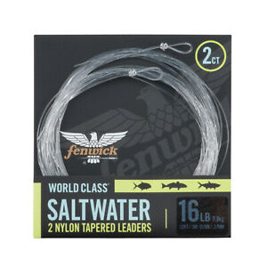 Fenwick World Class Saltwater Leader