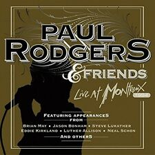 PAUL RODGERS - LIVE AT MONTREUX 1994  DVD + CD NEU