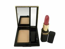 Elizabeth Arden Duo Compact....Powder (Light 2) + Exceptional Lipstick Fiesta 30
