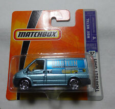 "Matchbox - Superfast -  MB 37 2006 Ford Transit Van ""Bilstein"" -   im Blister"