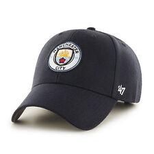 47 BRAND Mvp07 Adjustable Cap Manchester City DUNKELBLAU