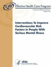 Interventions to Improve Cardiovascular Risk Factors in People with Serious...
