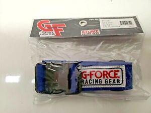 G-Force Racing Gear Radio Belt-Blue-4089BU