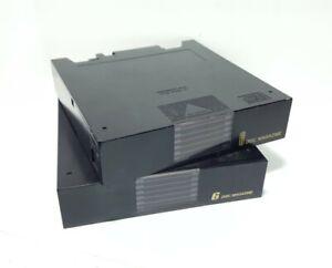 2x JVC 6 CD Compact Disc Magazine - XC-M70