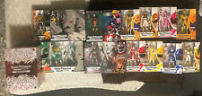 Power Rangers Lightening Collection, Complete Mighty Morphin Power Rangers Lot