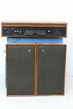 DYNATRON HFC 60 SRX30D Cavalcade Music System w Goldring L101 & Speakers
