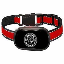 New listing ~ Humane Anti-Bark Dog Collar, No Shock Training Correction Using 7 Modes of Be