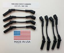 CHEVY CAMARO 1998-1999-2000-2001-2002 LS1 5.7L 346 HI-PER BLACK Spark Plug Wire