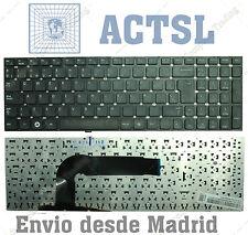 Teclado Español para SAMSUNG NP-Q530 Series NEGRO