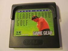 SEGA GAME LEADER BOARD GOLF  (cartridge only)