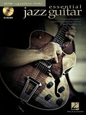Essential Jazz Guitar - A Breakdown of Famous Jazz Guitar Styles and T 000695875