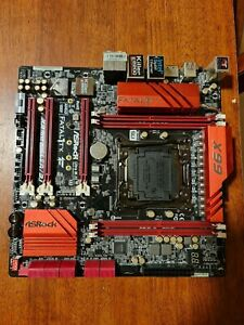 ASRock Fatal1ty X99M Killer/3.1 LGA2011-3 MicroATX Motherboard