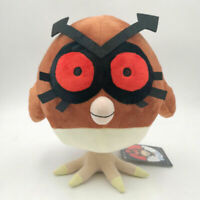 Pokemon Center Hoothoot Soft Plush Doll Animal Stuffed Toy 9 Inch