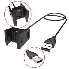 Clip USB cable de carga coche de pared estándar cargo por Fitbit 2 Reloj inteligente