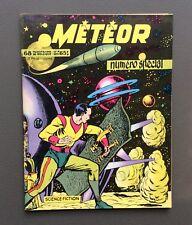 Météor numéro Spécial d'avril 1957.2 récits complets. ARTIMA