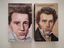 Classici del pensiero Mondadori KIERKEGAARD 2 volumi 2008/2010