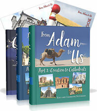 Notgrass - From Adam to Us Curriculum Package NEW
