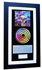 COLDPLAY MYLO XYLOTO CLASSIC CD Album GALLERY QUALITY FRAMED+EXPRESS GLOBAL SHIP