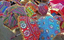 Wholesale Lot of 30 Pcs Bohemian Parasols Indian Hippie Umbrellas Decor