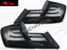 13-15 Honda Civic 4dr Sedan 4 PCS L.E.D Tail lights Black