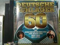 Deutsche Schlager der 60er-1963 Manuela, Michael Holm, Gus Backus, Siw Ma.. [CD]