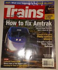 Trains Magazine March 2009