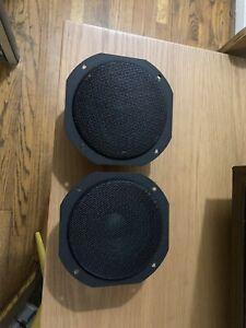 Cerwin Vega D8 Midrange Speakers