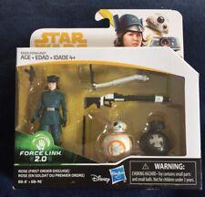 """Rose Star Wars Force Link 2.0 3.75"""" 2-Pack"""