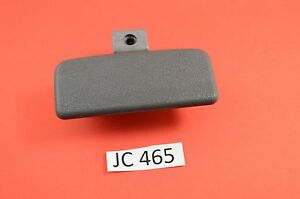 JC465 92-95 HONDA CIVIC EG  GLOVE BOX LATCH HANDLE  GREY GRAY OEM